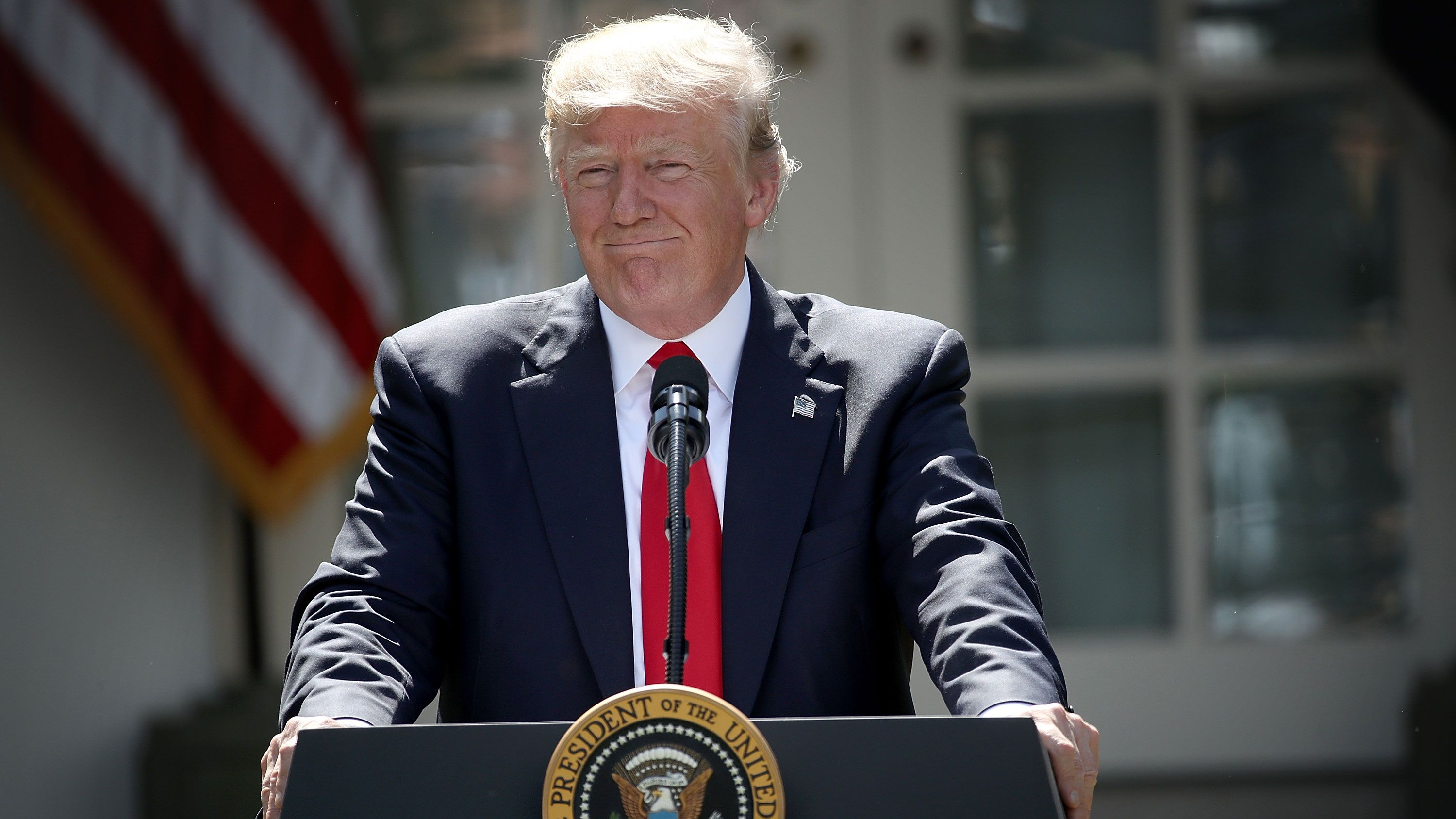 Everything We Know about Trump's Paris Climate Accord Decision
