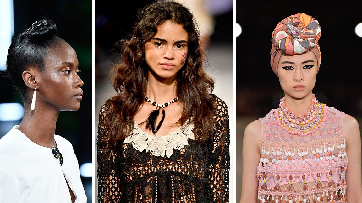 5 Beauty Trends from Fashion Month That Made Us Super Happy