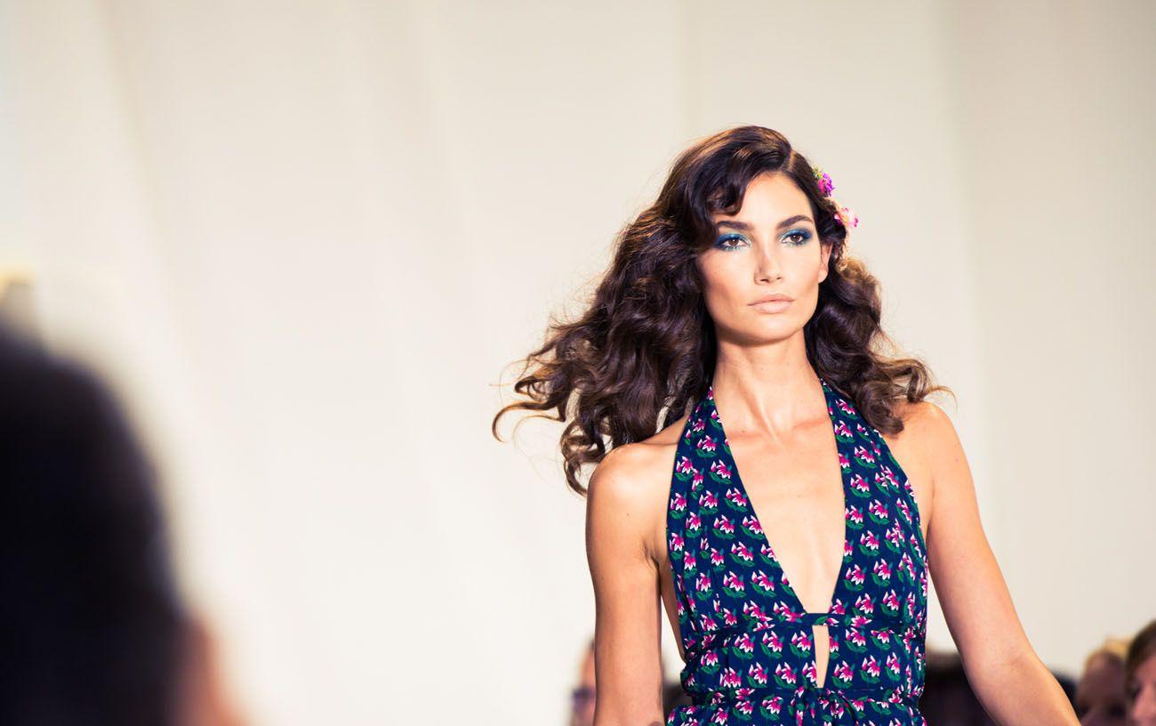 How to Get the Loose Curls at Diane von Furstenberg