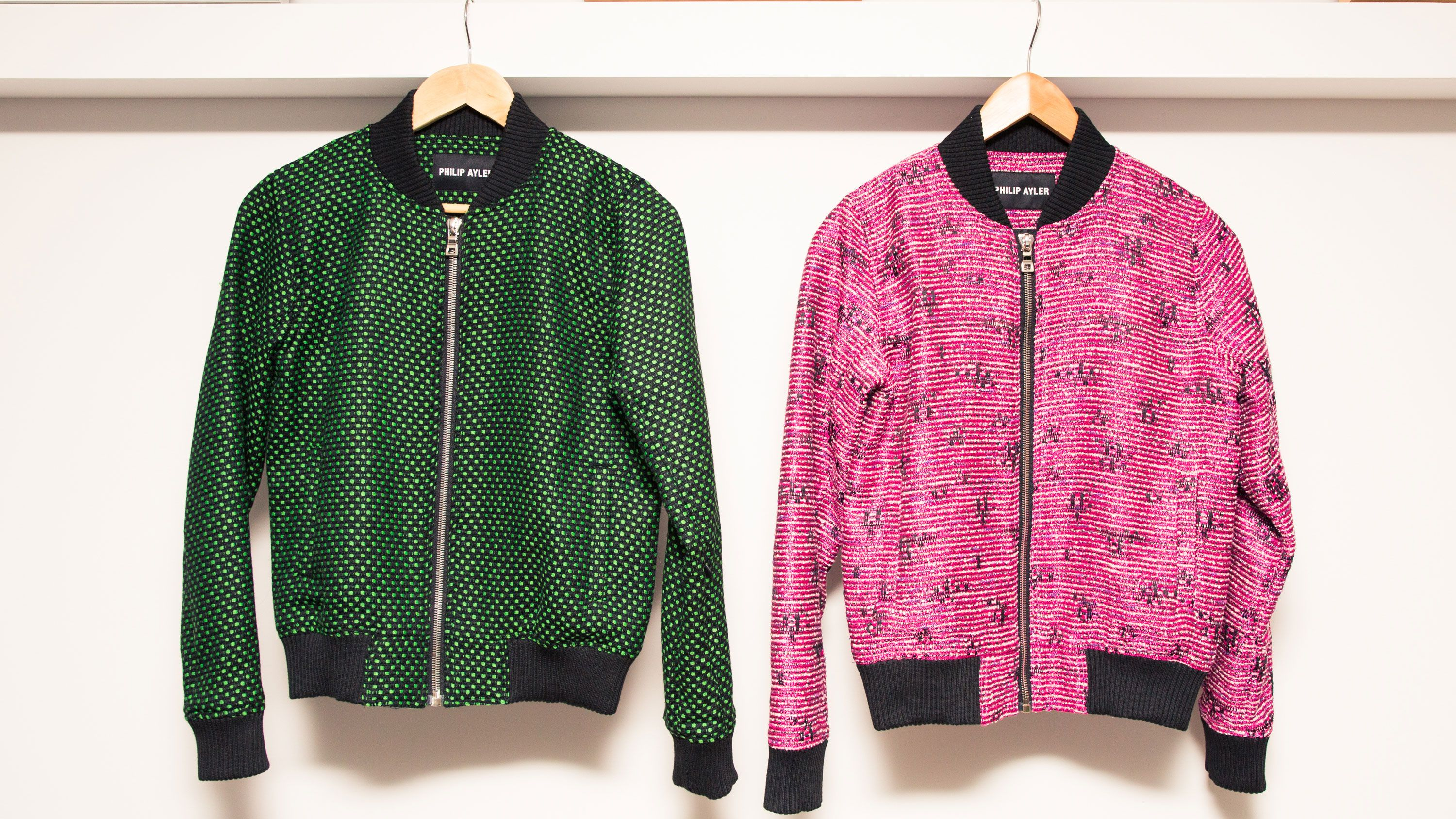 The Guy Designing This Season's Must-Have Bomber Jacket