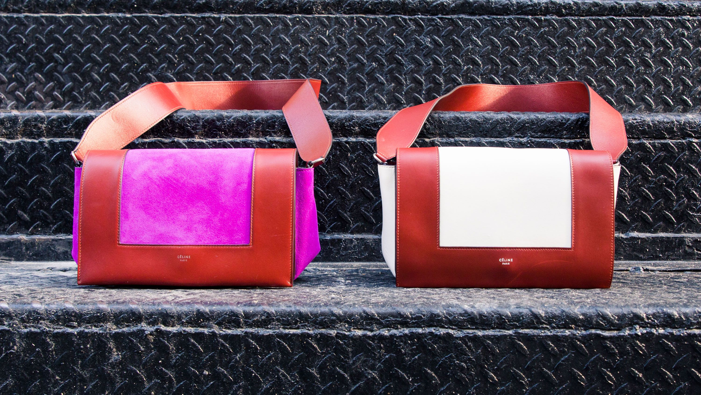 Céline's New Frame Bag is #1 on Our Wish List