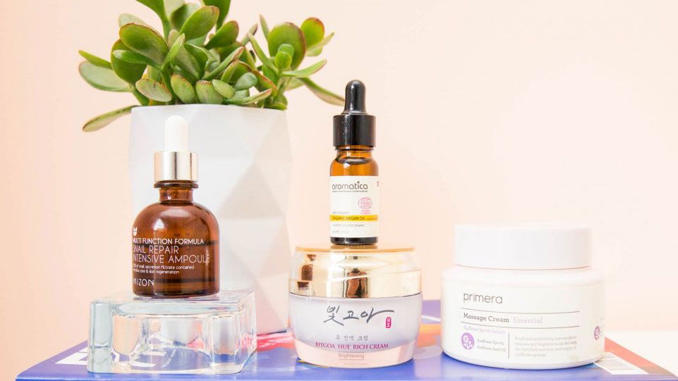 5 Korean Beauty Products That Deliver Dewy, Hydrated Skin