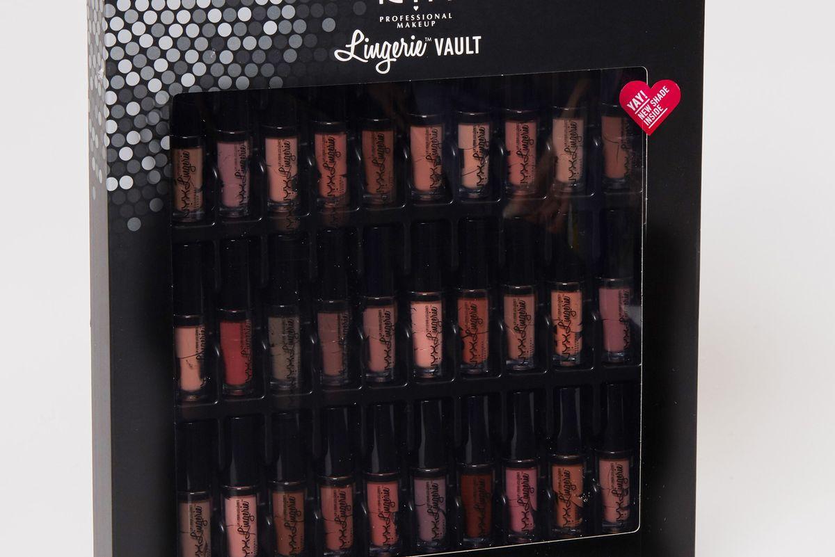 Lip Lingerie Vault