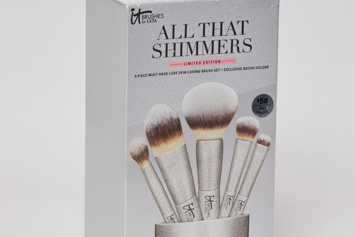 All That Shimmers Brush Set