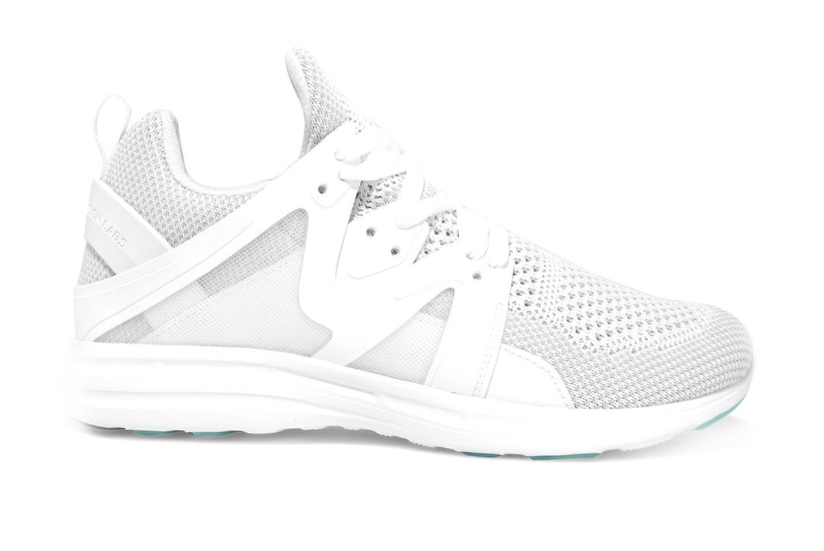 Ascend Mesh and Rubber Sneakers