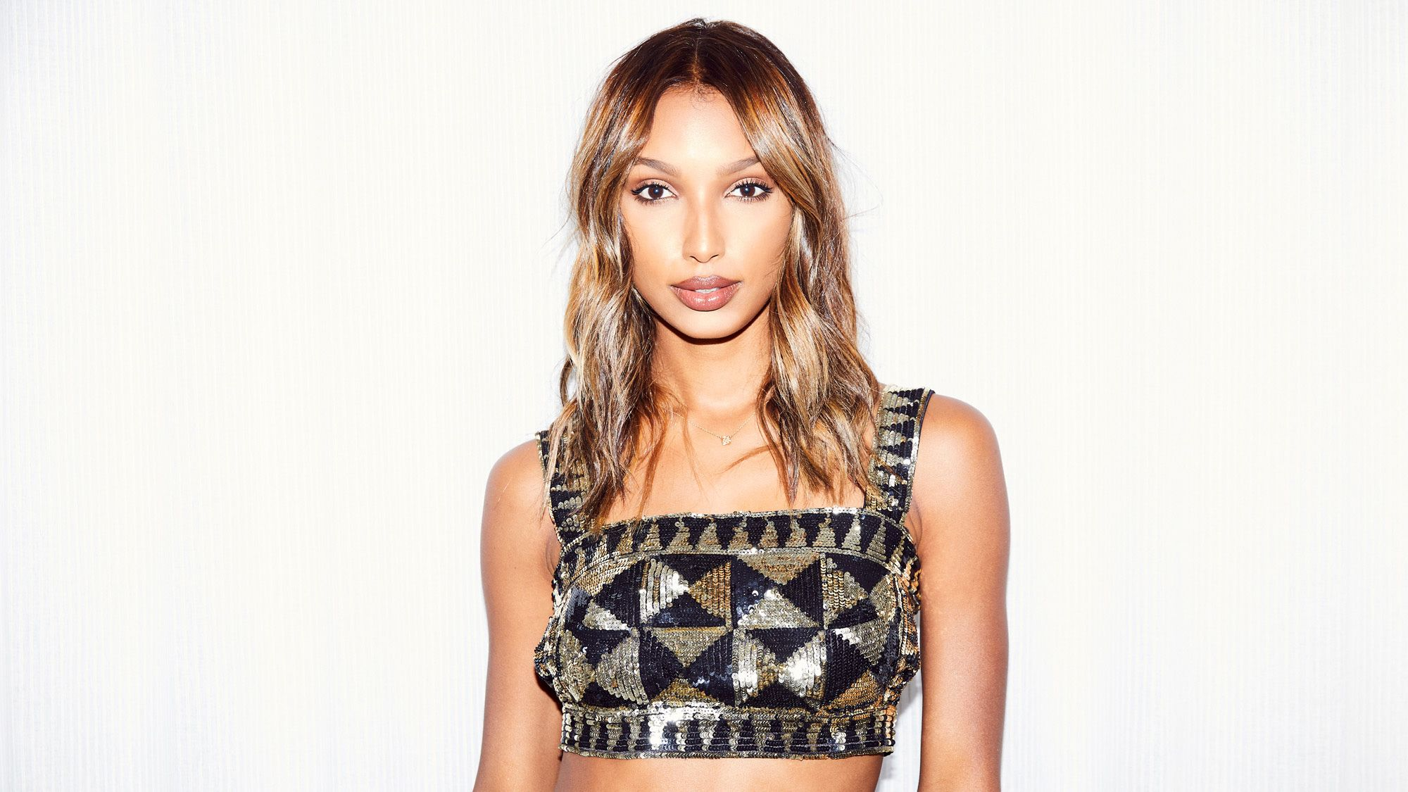 What Model Jasmine Tookes Drinks Before a Big Night Out