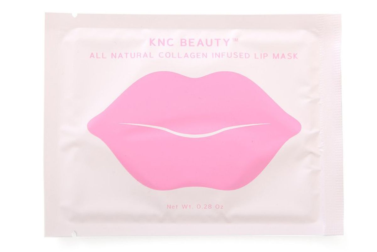All Natural Collagen Infused Lip Mask