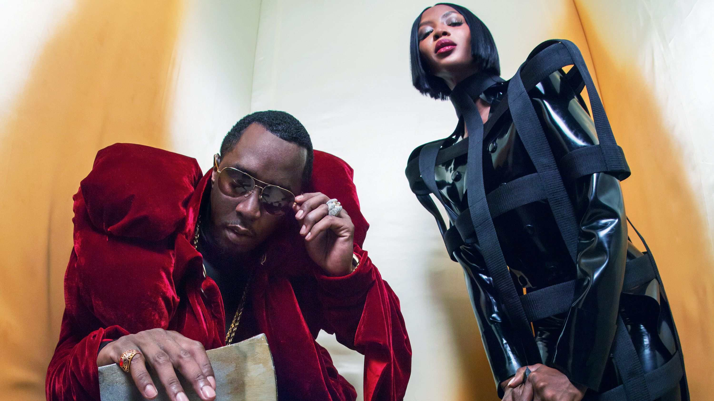 2018 Is Already Off to a Monumental Start According to Naomi Campbell and Diddy