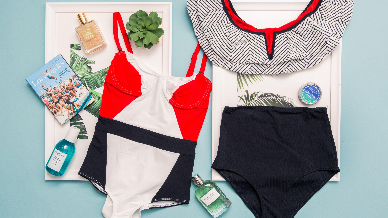 Our Favorite Swimwear Line is Collaborating with Oscar de la Renta