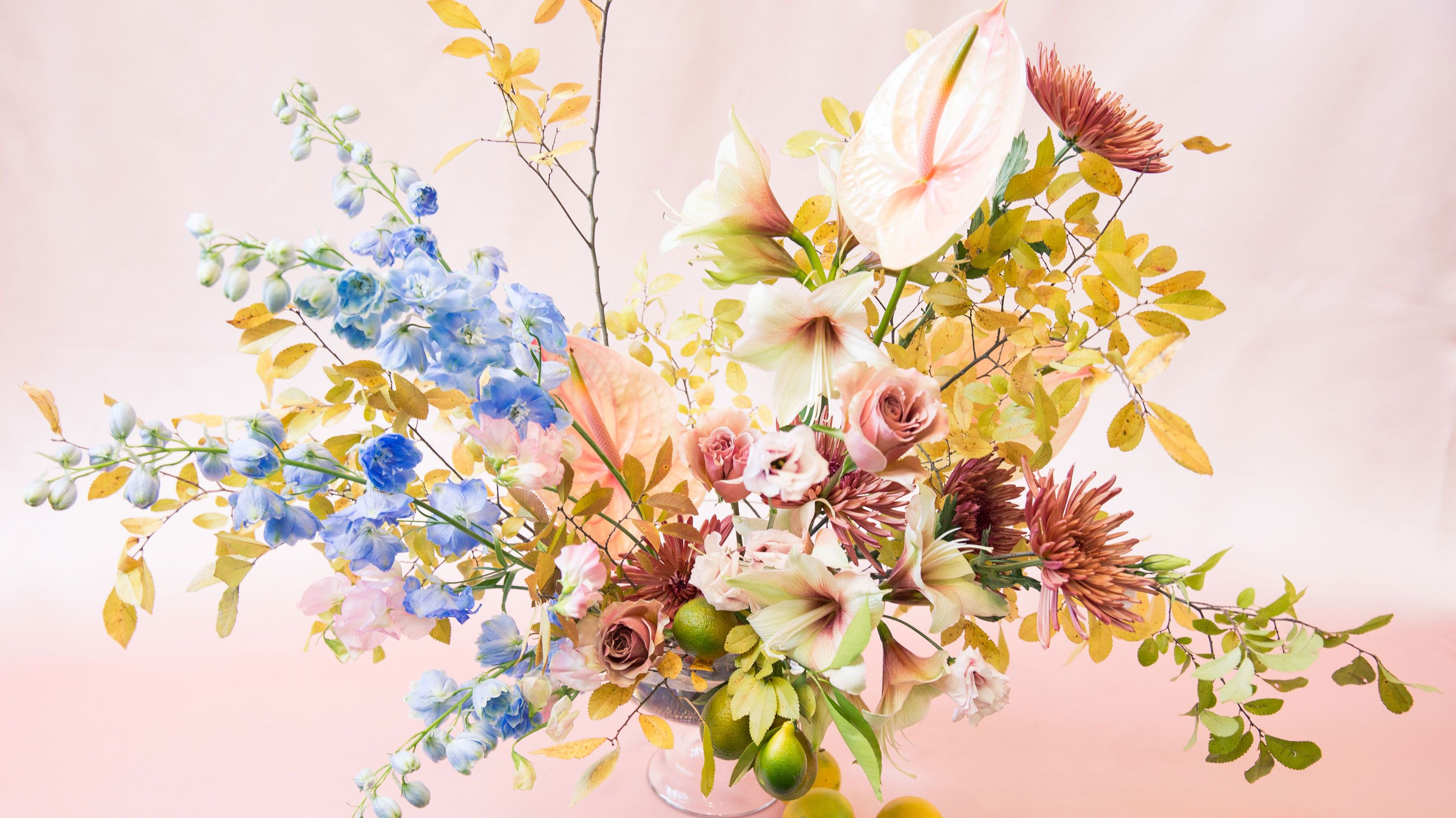 How to DIY These Flower Arrangements at Home