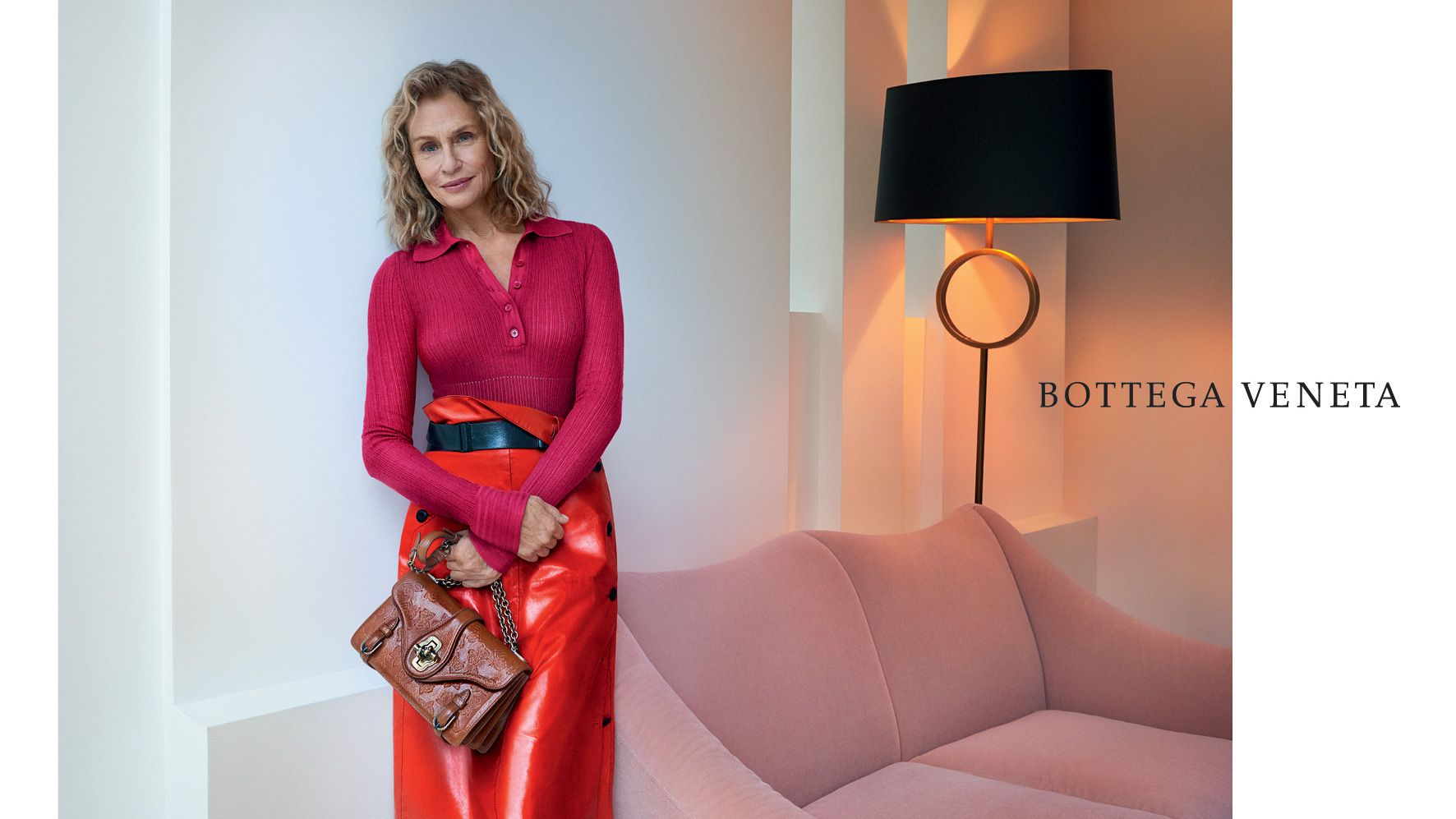 Lauren Hutton Is the Face of a Major New Campaign—At 73