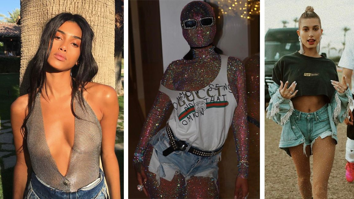 The Best Fashion Looks from Coachella and Beyond