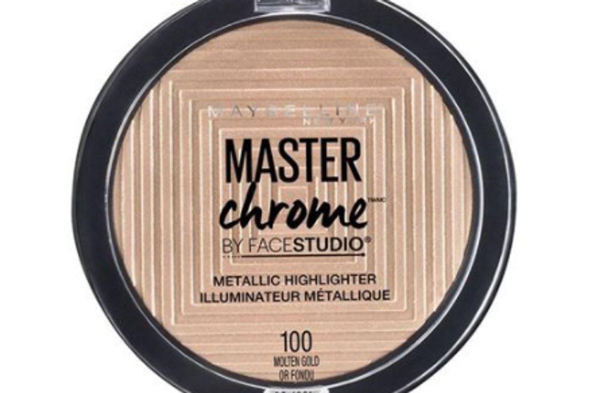 Facestudio Master Chrome Metallic Highlighter