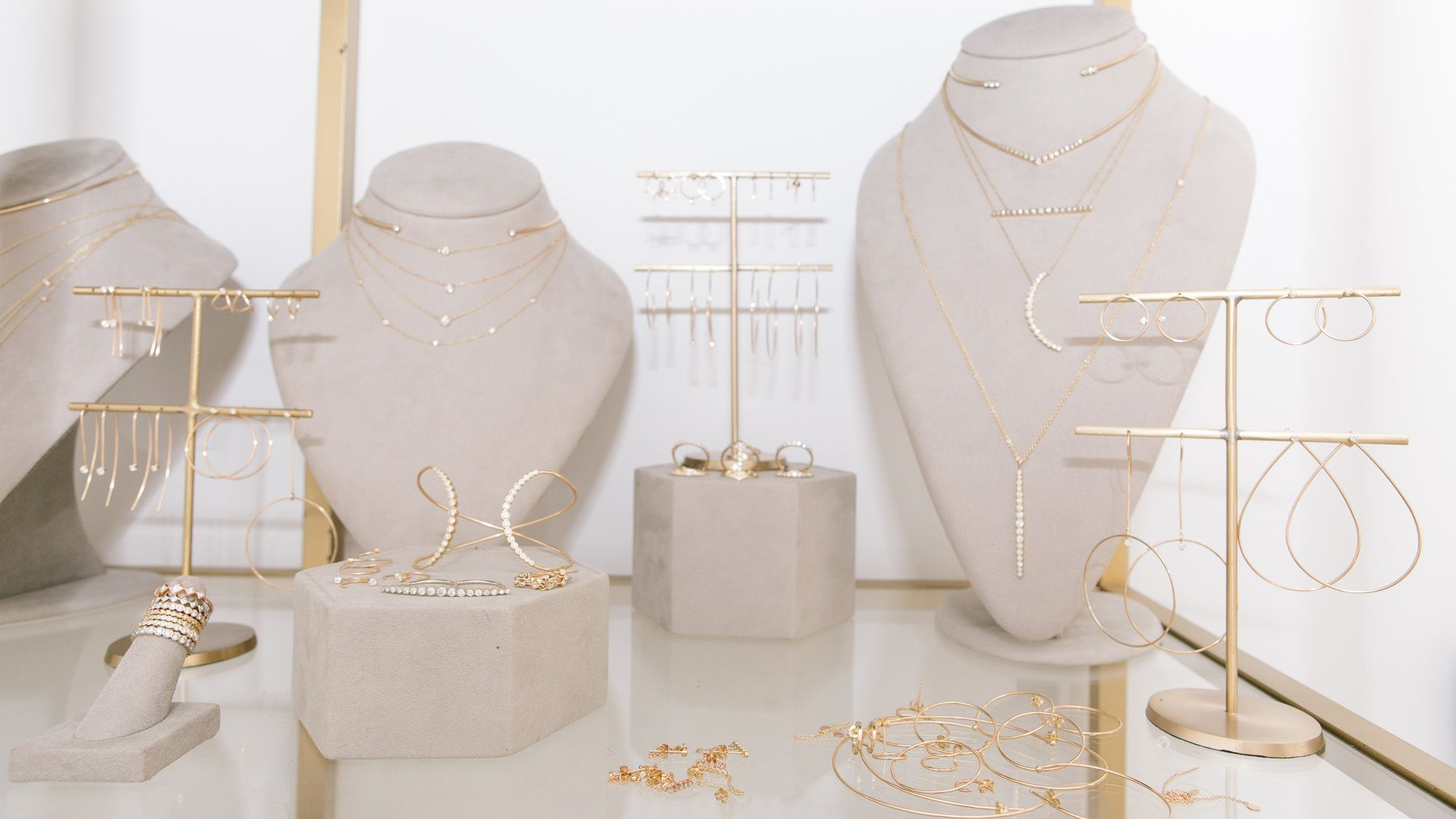 Inside Zoë Chicco's Los Angeles Jewelry Studio