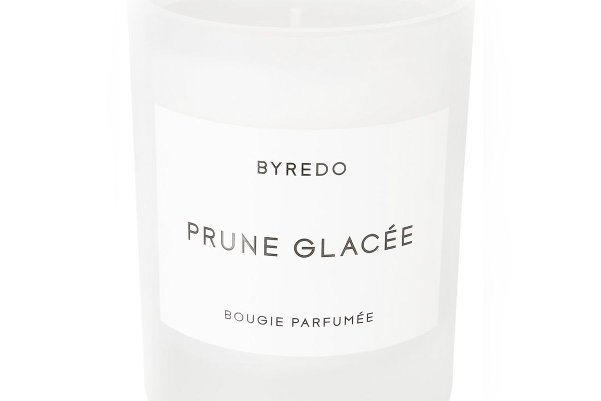 Prune Glacée Scented Candle, 240g