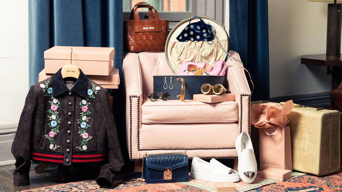 holiday packing guide miu miu