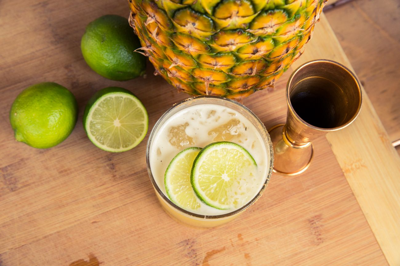 Day Drinking Recipe: After The Rain at Fat City Blues