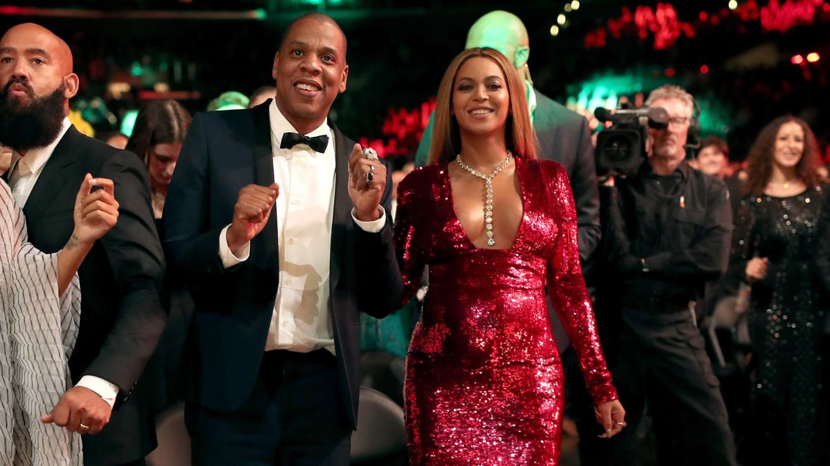 Nevermind—Beyoncé and Jay-Z's Twins Are Actually Named Rumi and Sir