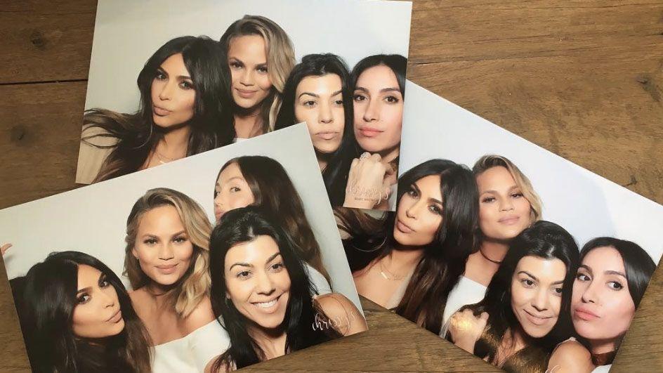 Kim Kardashian and Chrissy Teigen Just Started a Book Club