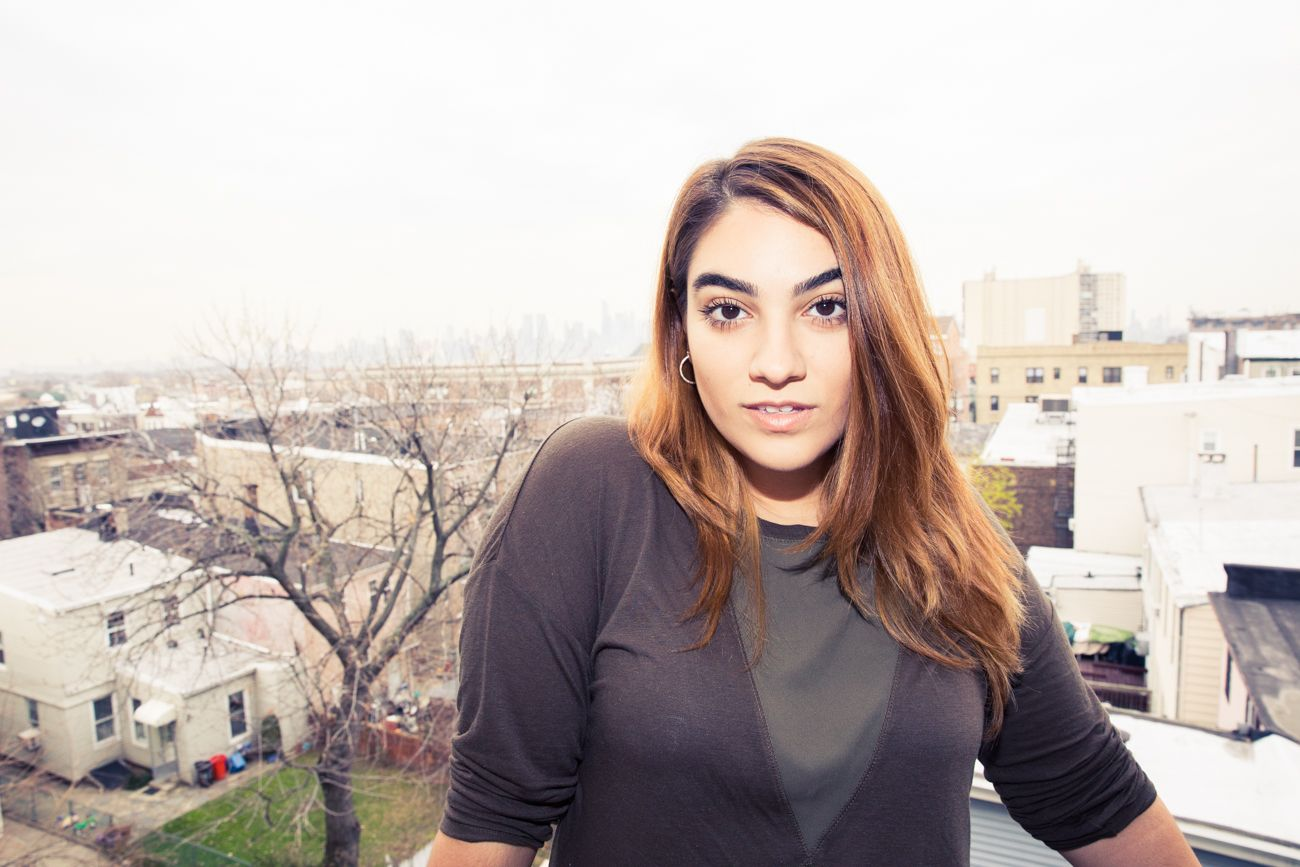 The Getting Ready Routine: Nadia Aboulhosn