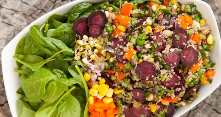 5 Healthy Lunches (That You'll Actually Want to Eat)
