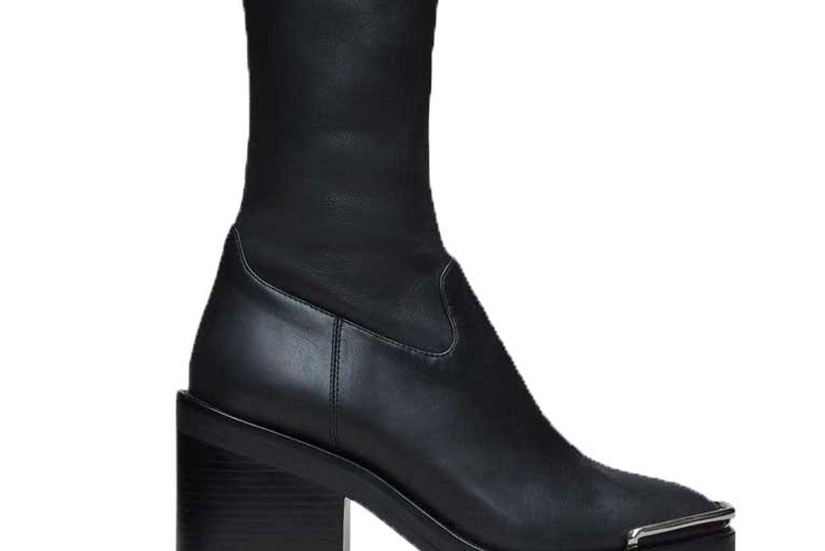 alexander wang shoes boots hailey boot