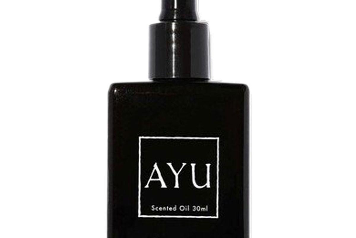 Black Musk Scented Oil