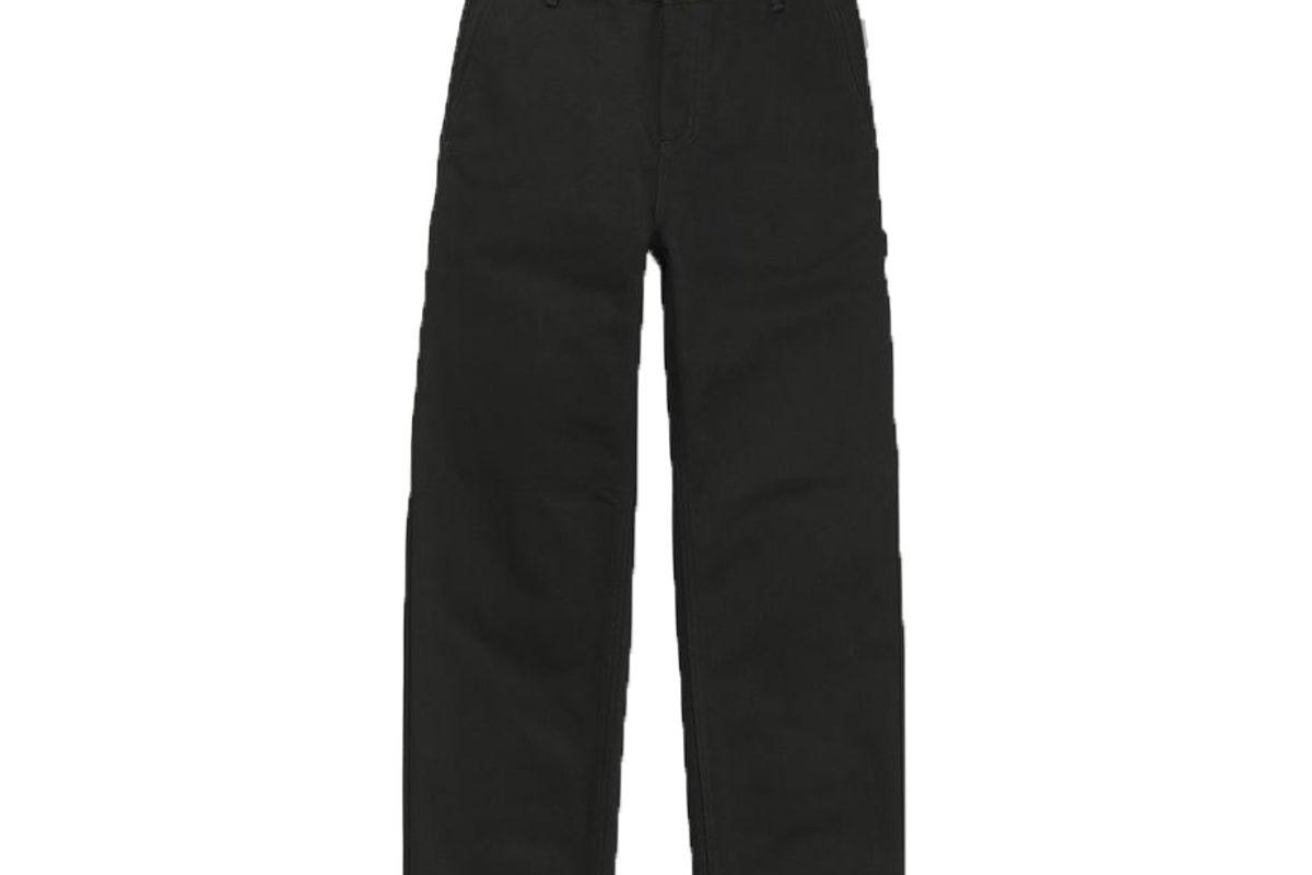 carhartt pierce pant straight black
