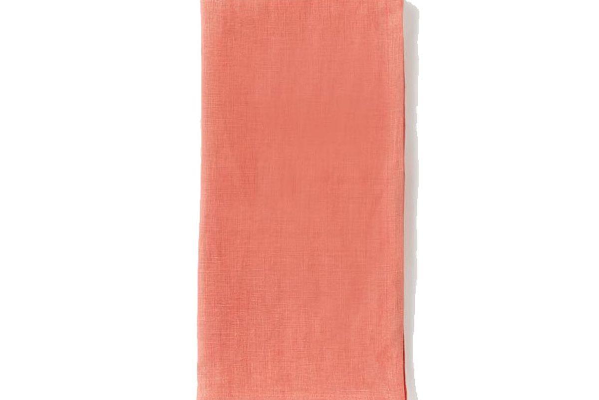 Belgian Flax Linen Napkin Set
