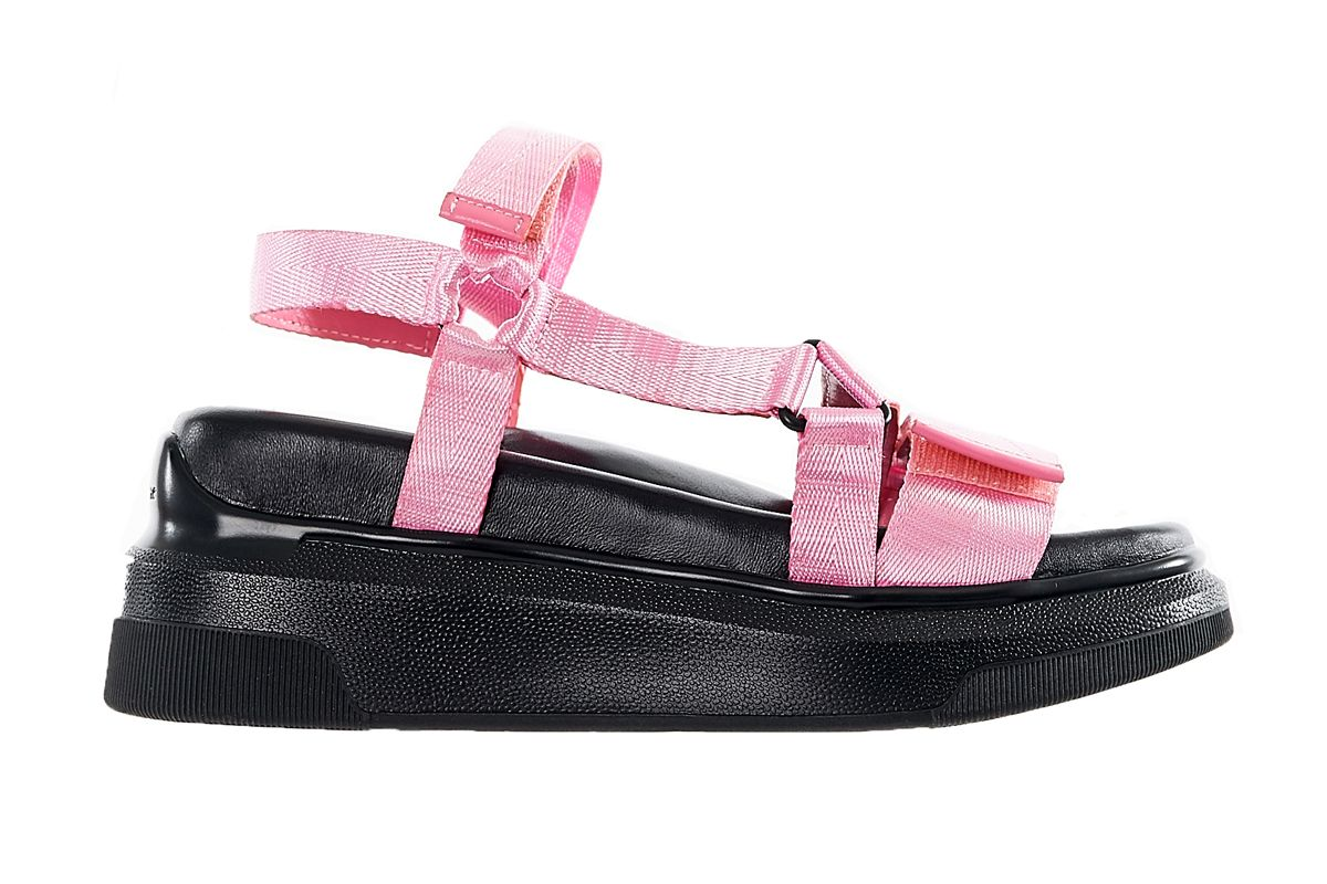 suzanne rae velcro sandals