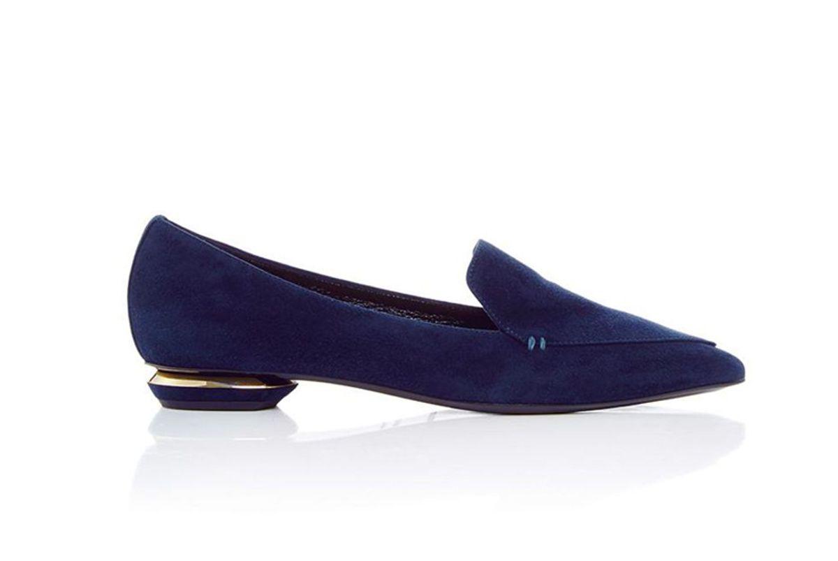 Beya Suede Loafers