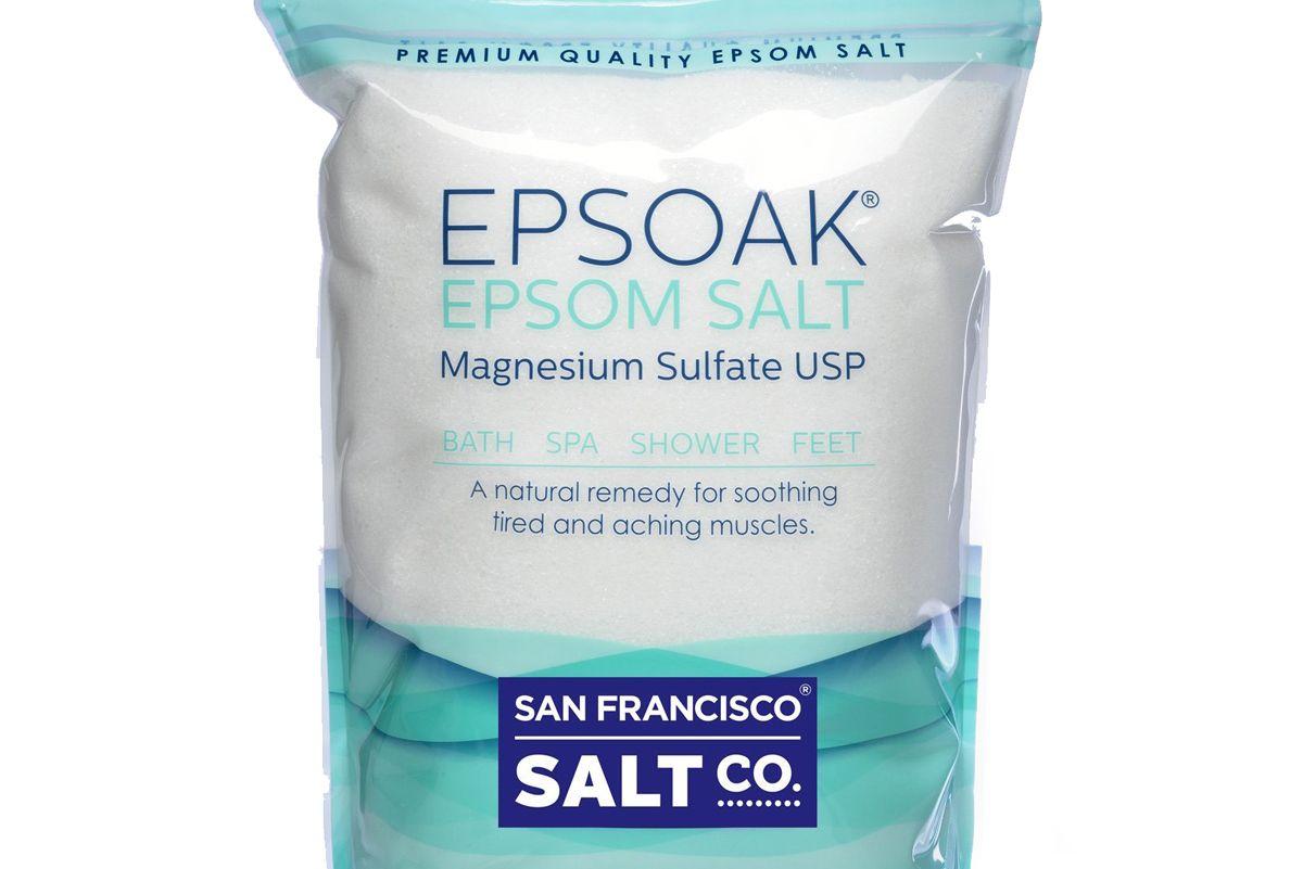 Epsom Salt 100% Pure Magnesium Sulfate