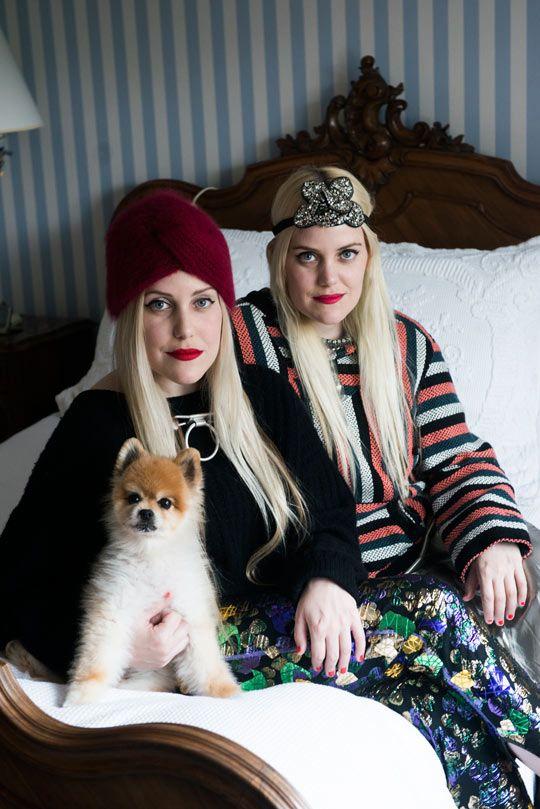 The Beckerman Sisters