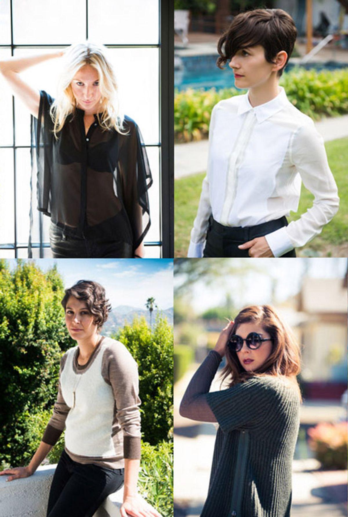 J Brand's Leading Ladies