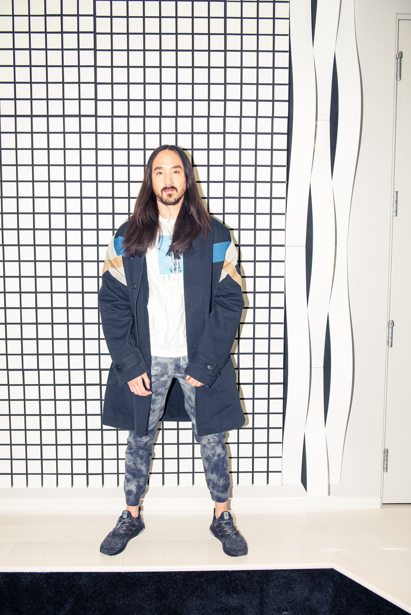 Steve Aoki Has the World's Largest Collection of Adidas x Jeremy Scott