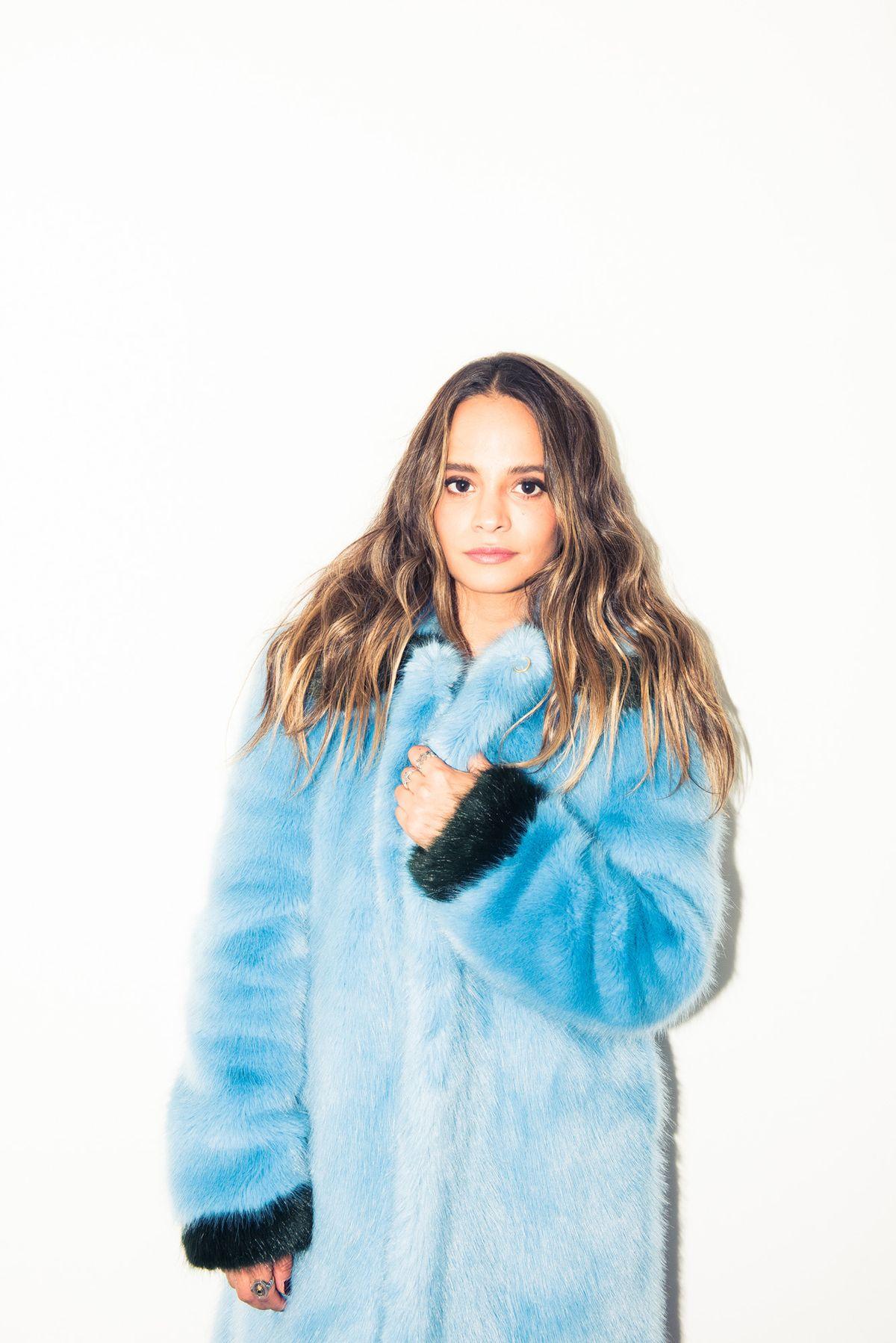 Stylist Sophie Lopez's Closet Makes a Strong Case for Technicolor Prints & Blue Faux Fur