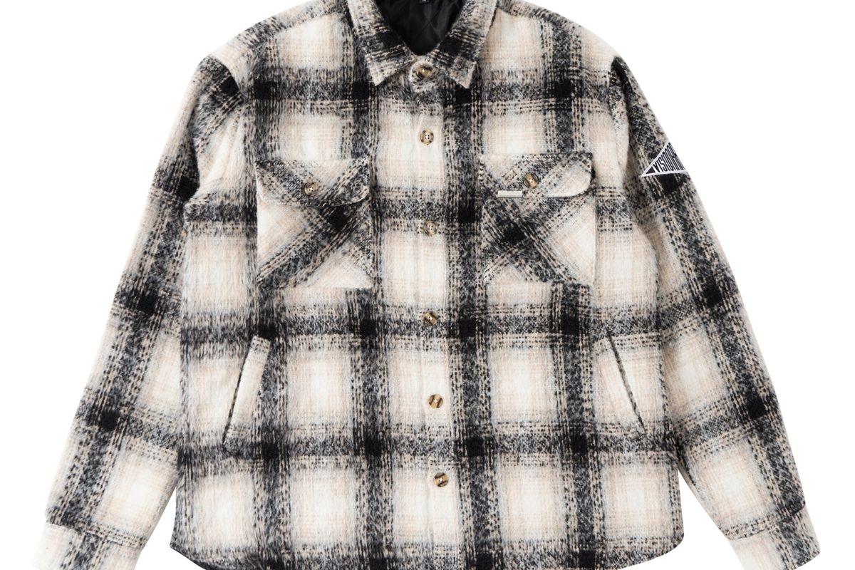 visionary society visionary quilted flannel
