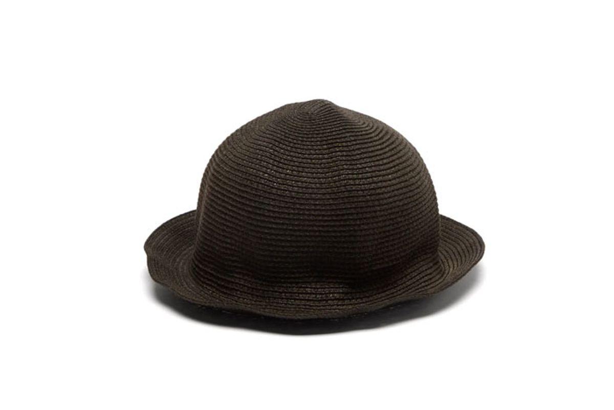 richard plank hats genia woven cotton hat