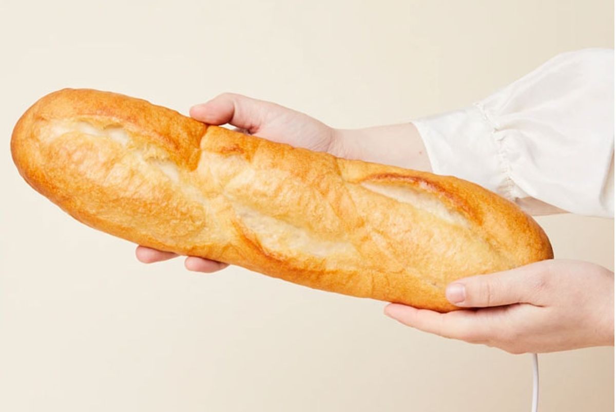 yukiko morita bread lamp