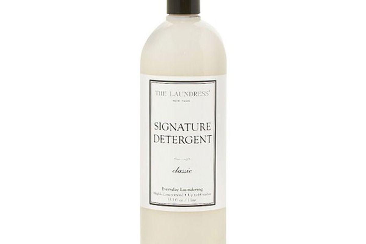 the laundress signature detergent