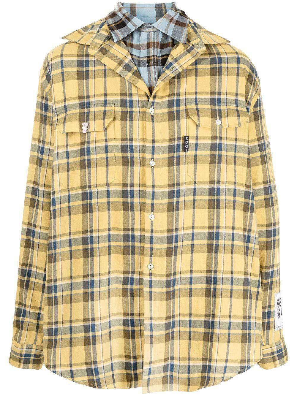Oversized Reversible Shirt