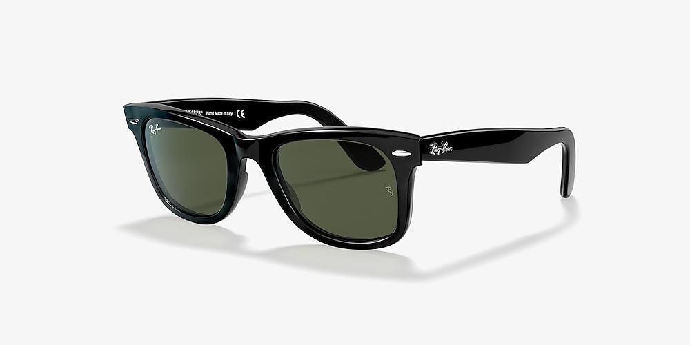 Classic Wayfarer 50mm Sunglasses