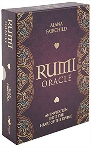 Rumi Oracle: An Invitation into the Heart of the Divine Cards