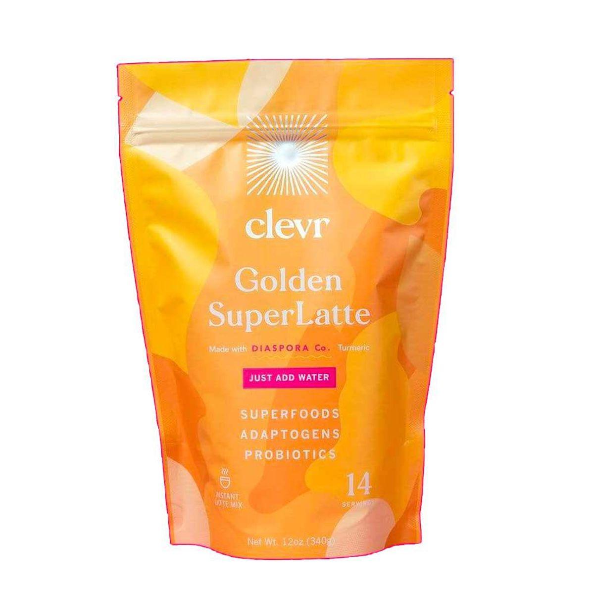 clevr golden superlatte