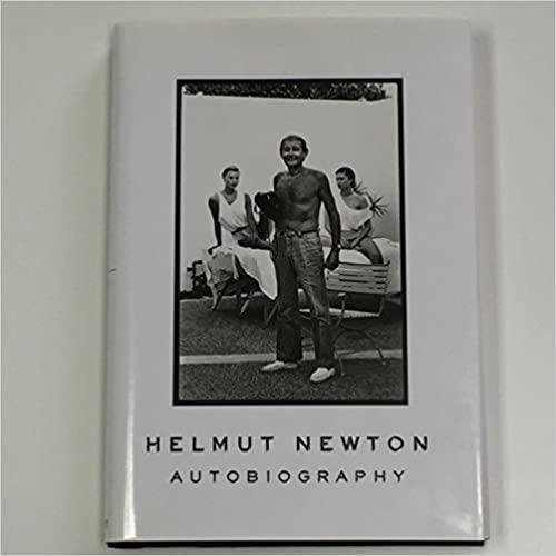 By Helmut Newton Autobiography