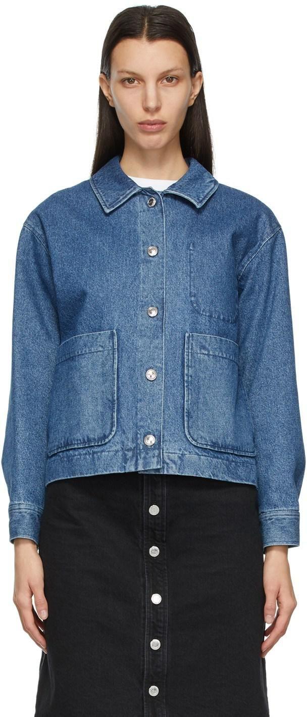 Blue Denim Nikkie Jacket