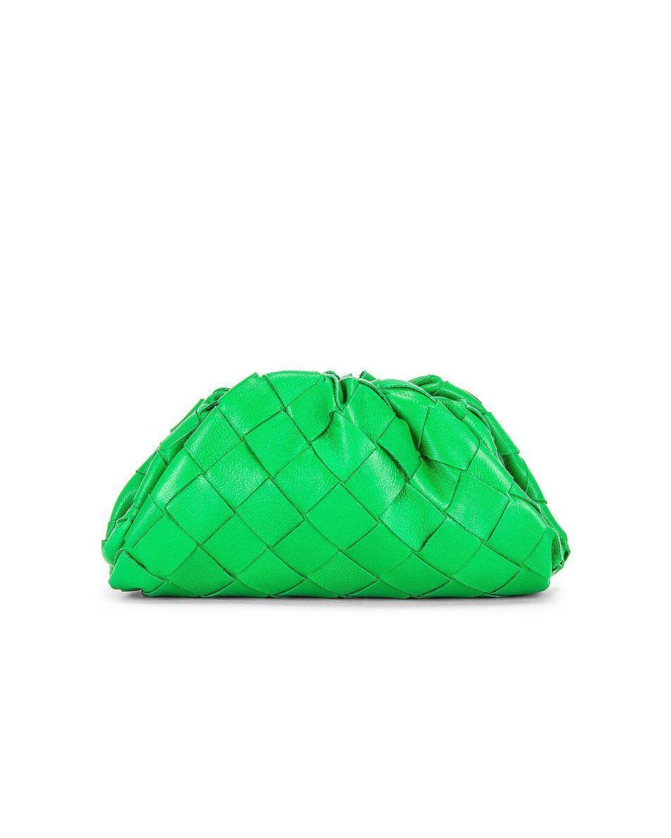 Crossbody Bag in Lime Green