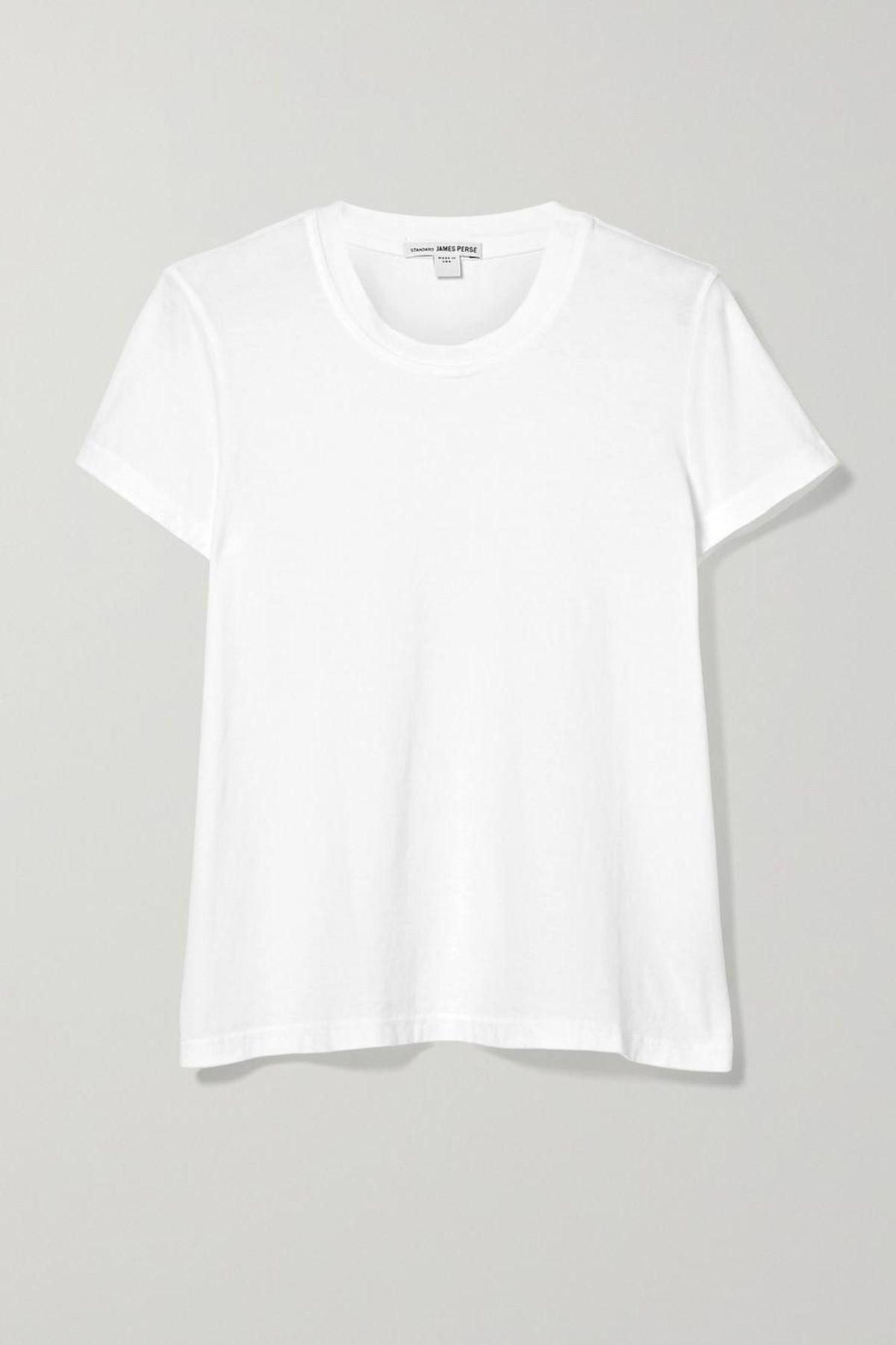 james perse vintage boy cotton jersey t shirt