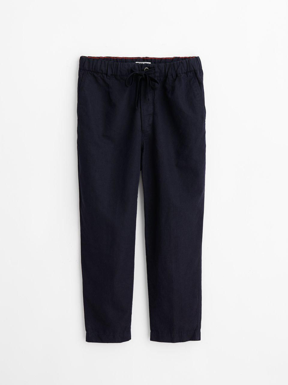 Pull On Pants in Cotton Linen