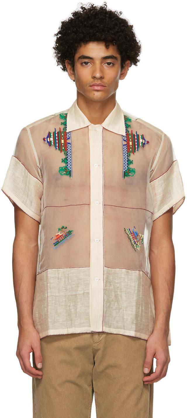 Pagoda Short Sleeve Shirt